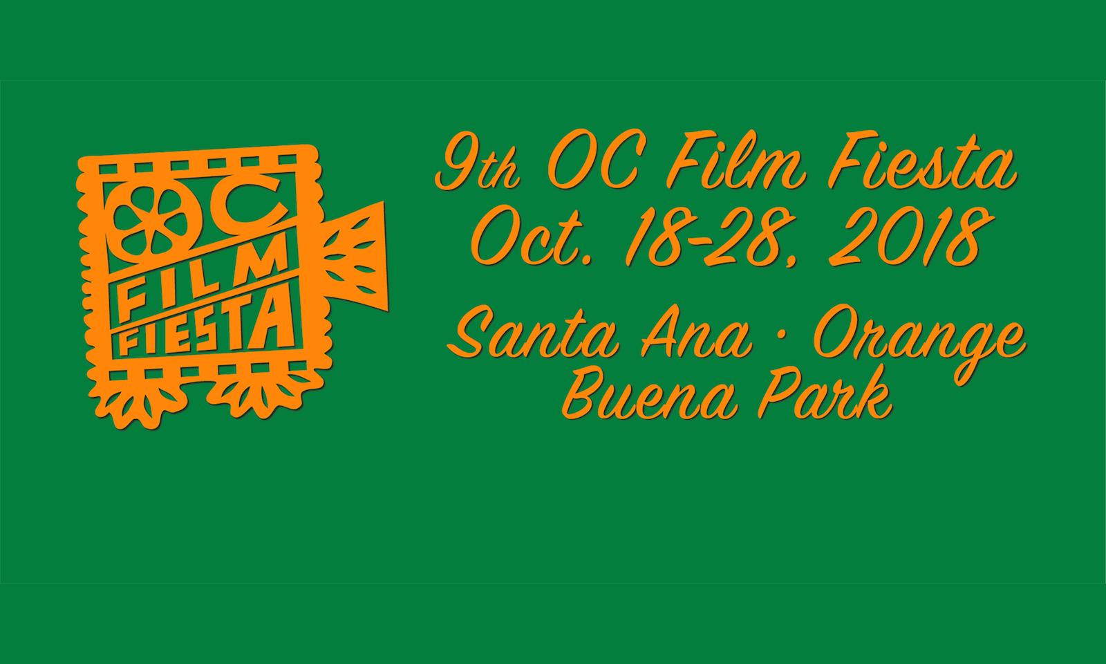 2018 OC FIlm Fiesta